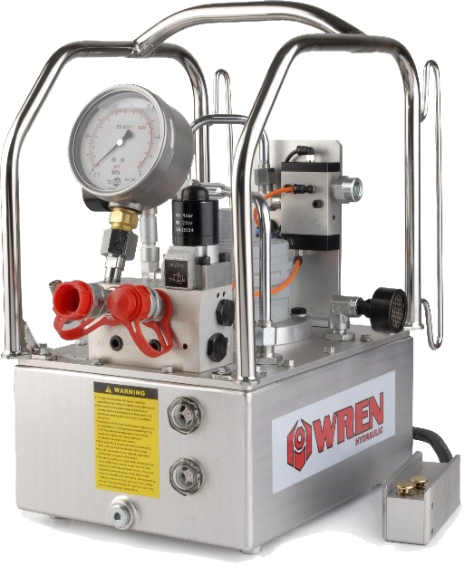 Air Pump Wren Hydraulic Wrench Pumps