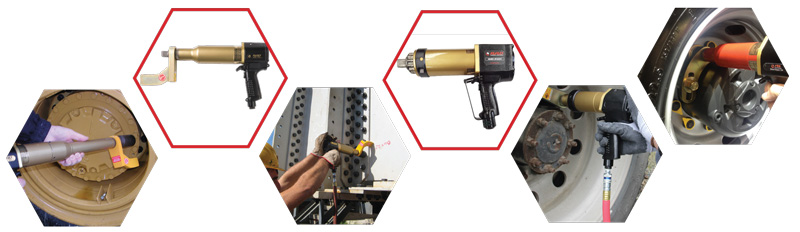 Wheel Nut Bolting and NX Kits Series Industry use